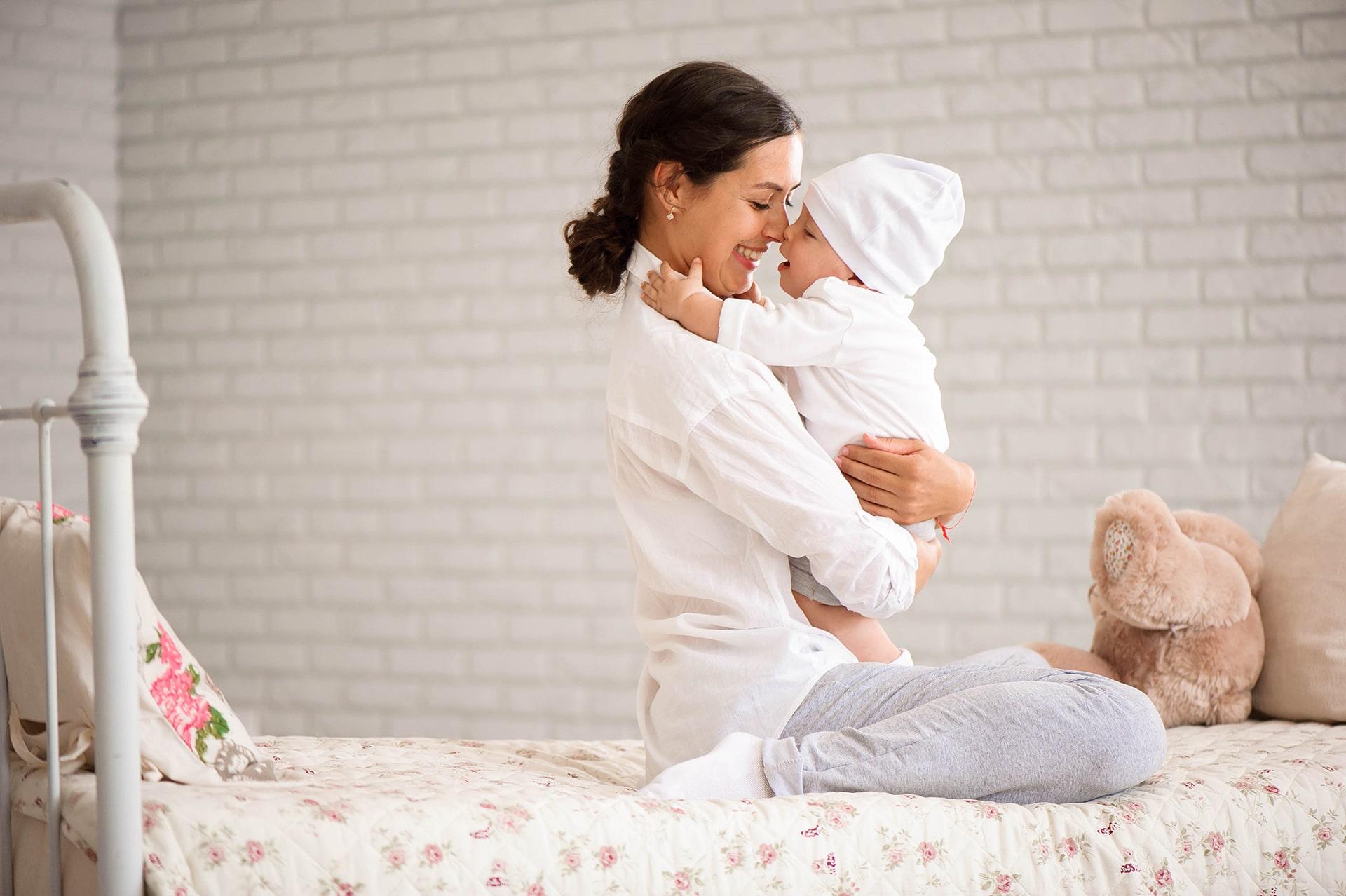 Cuidado de la piel del bebé: todo lo que necesitas saber